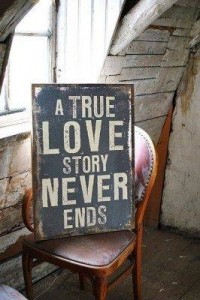 Love Story Never Ends