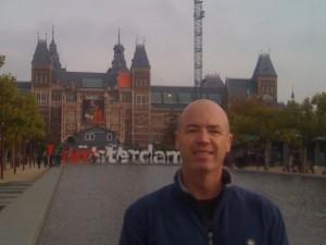 Gary in Amsterdam