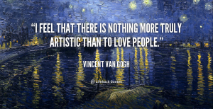 Van Gogh - Art & People